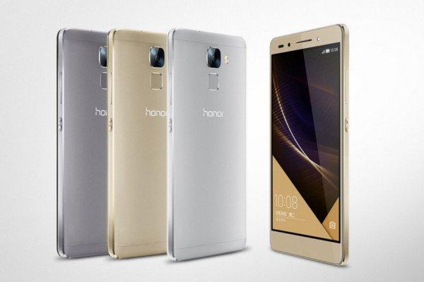 Honor 7: 5,2 Zoll Smartphone mit Kirin 935 und 3GB RAM offiziell vorgestellt 1