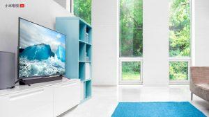Xiaomi stellt den neuen ultra-dünnen 4K 48 Zoll Mi TV 2S Fernseher vor 3