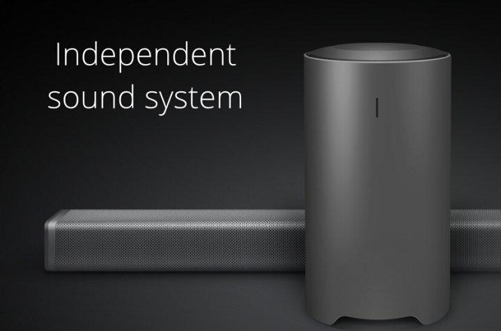 Xiaomi stellt den neuen ultra-dünnen 4K 48 Zoll Mi TV 2S Fernseher vor 16