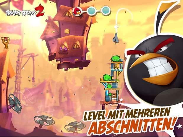 Angry Birds 2 wurde heute veröffentlicht 5