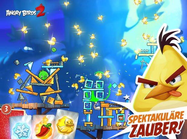 Angry Birds 2 wurde heute veröffentlicht 6