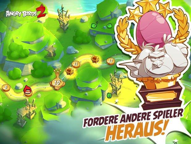 Angry Birds 2 wurde heute veröffentlicht 7