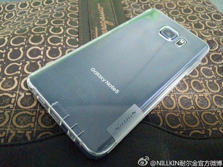 Samsung Galaxy Note 5 mit 4 GB RAM und 5,6 Zoll Display 3