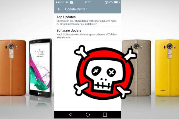Sicherheitsloch in Updater-Software auf allen LG Smartphones 1