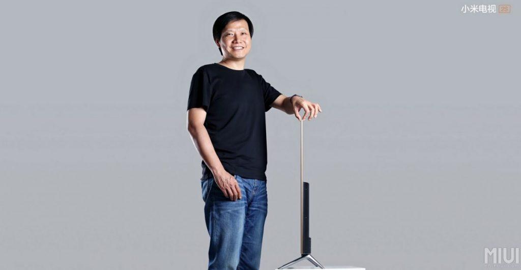 Xiaomi stellt den neuen ultra-dünnen 4K 48 Zoll Mi TV 2S Fernseher vor 9
