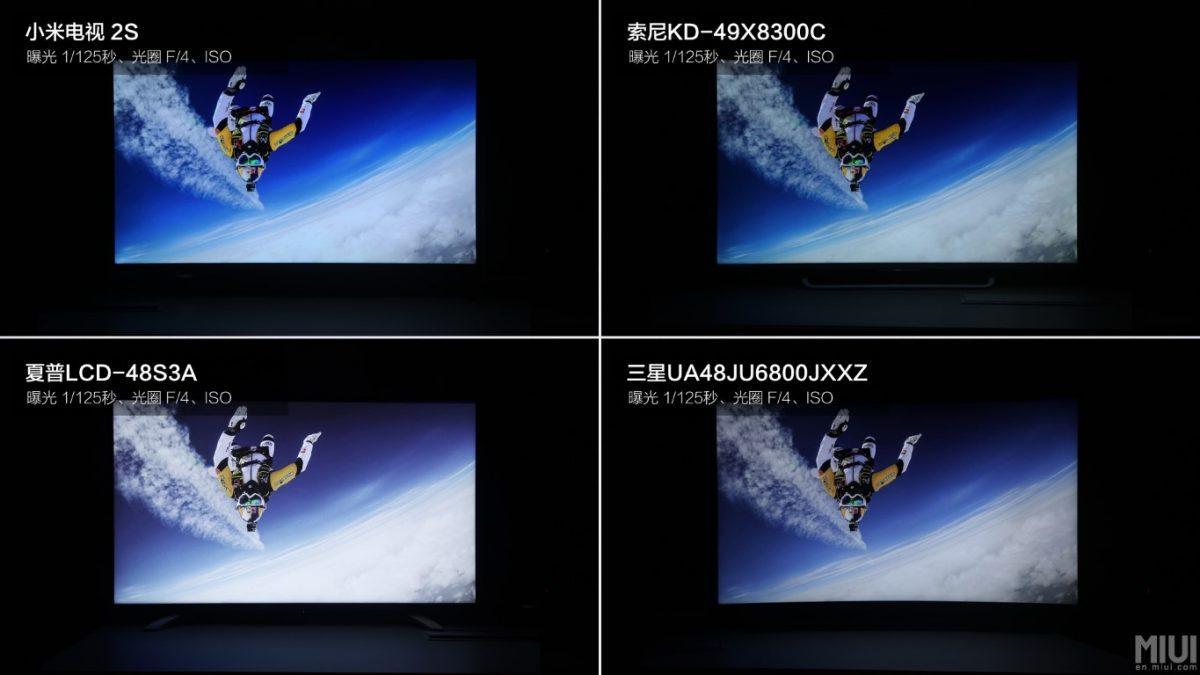 Xiaomi stellt den neuen ultra-dünnen 4K 48 Zoll Mi TV 2S Fernseher vor 12