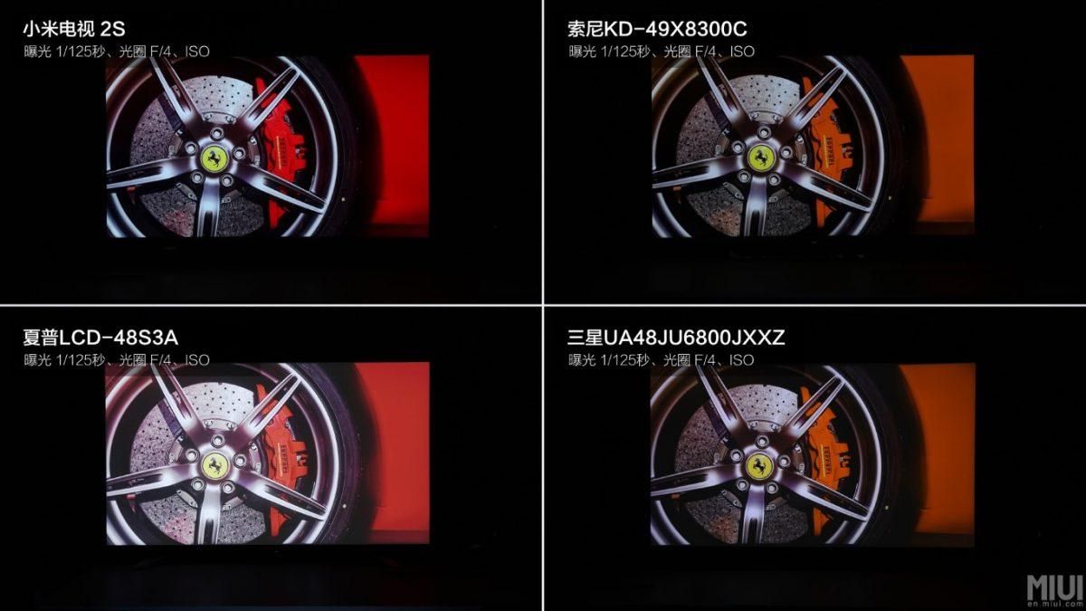 Xiaomi stellt den neuen ultra-dünnen 4K 48 Zoll Mi TV 2S Fernseher vor 13