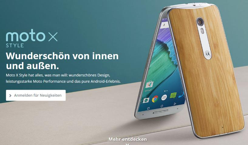 5,5 Zoll Moto X Play und 5,7 Zoll Moto X Style offiziell vorgestellt 19