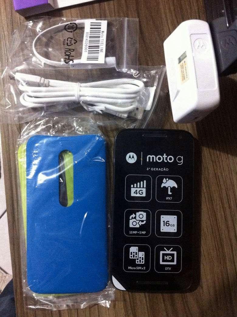 Motorola: Moto G 2015 (3. Generation) bei Amazon für 229 Euro erhältlich 34