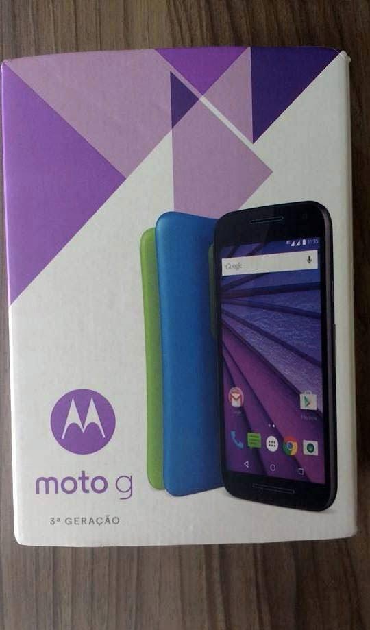 Motorola: Moto G 2015 (3. Generation) bei Amazon für 229 Euro erhältlich 1