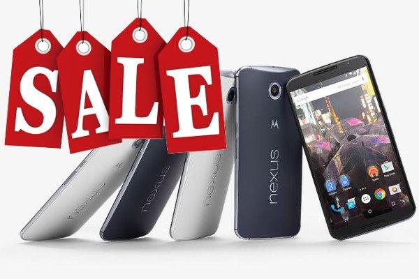 Angebot/Deal: Nexus 6 ab sofort ab 420 Euro erhältlich 1
