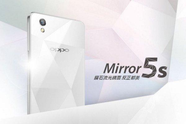 AndroidKosmos | Oppo Mirro 5s - 5 Zoll Smartphone mit Snapdragon 420 offiziell vorgestellt 1