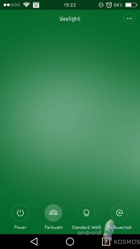 Xiaomi Yeelight Test: die Nachttischlampe mit 16 Millionen Farben und Appsteuerung 23
