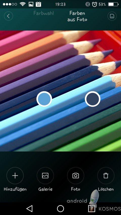 Xiaomi Yeelight Test: die Nachttischlampe mit 16 Millionen Farben und Appsteuerung 28