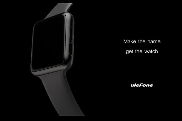 AndroidKosmos | Ulefone stellt seine eigene Smartwatch uWear vor 3