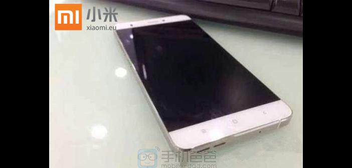 Xiaomi Mi5: Weitere Fotos sind aufgetaucht und zeigen randloses Display 1
