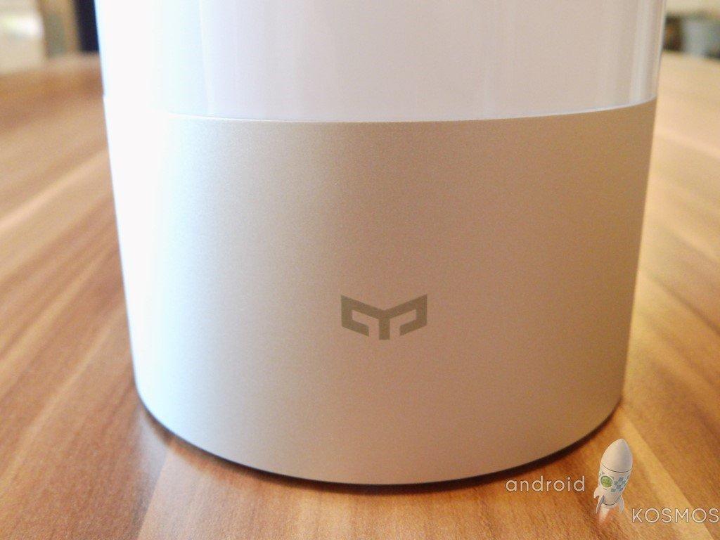 Xiaomi Yeelight Test: die Nachttischlampe mit 16 Millionen Farben und Appsteuerung 16