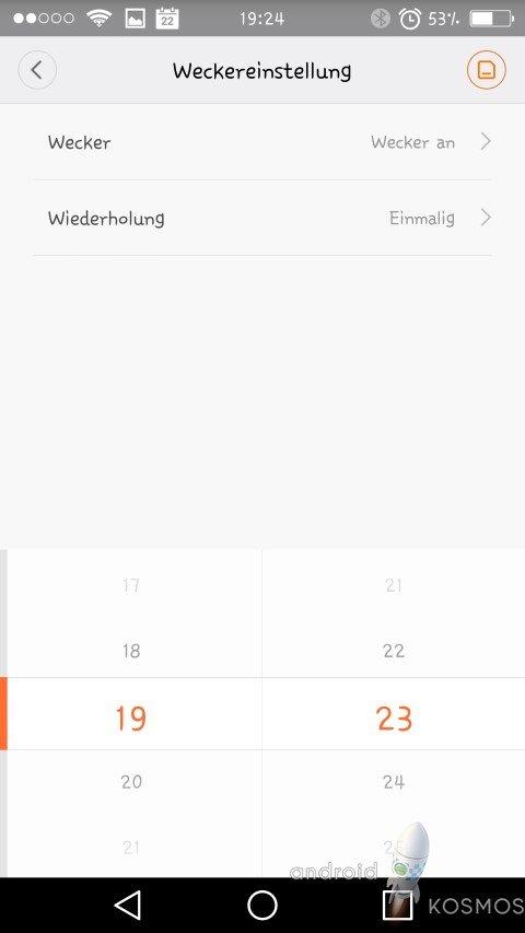 Xiaomi Yeelight Test: die Nachttischlampe mit 16 Millionen Farben und Appsteuerung 35