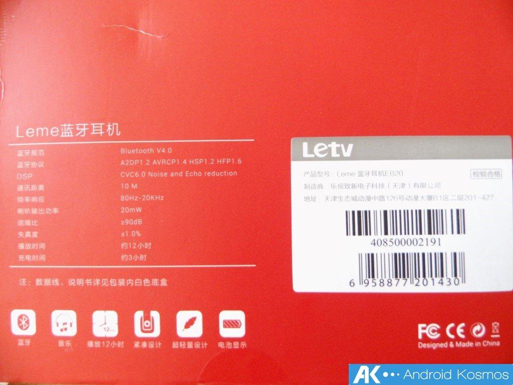 Test / Review: LeMe B20 Bluetooth Over Ear Kopfhörer der Preisleistungskracher 4