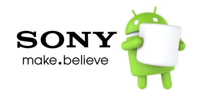 Diese Sony Xperia Geräte bekommen wahrscheinlich das Update auf Android 6.0 Marshmallow 1