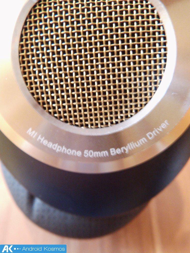 Test / Review: Xiaomi Mi Headphones - goldene Kopfhörer der Premiumklasse 13