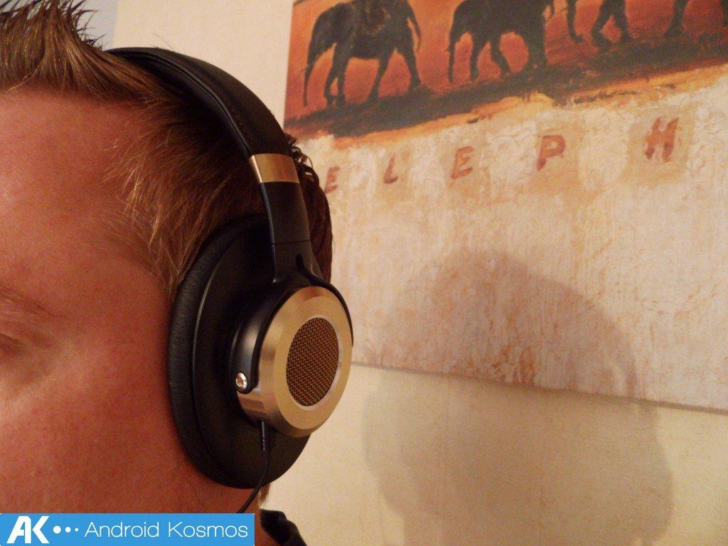 Test / Review: Xiaomi Mi Headphones - goldene Kopfhörer der Premiumklasse 28