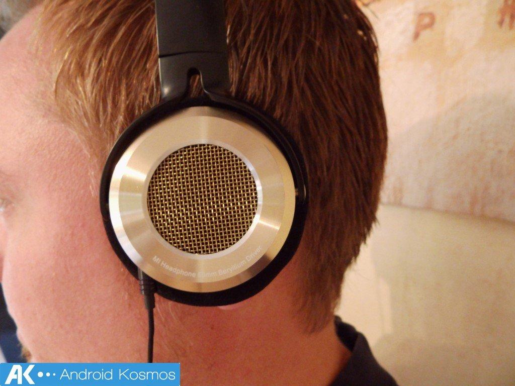 Test / Review: Xiaomi Mi Headphones - goldene Kopfhörer der Premiumklasse 29