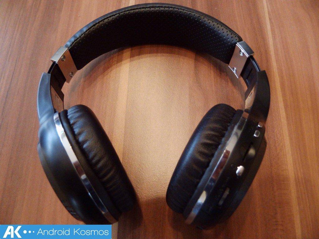 Bluedio H+ Turbine Test: Bluetooth-Kopfhörer mit FM-Radio und SD-Slot 9