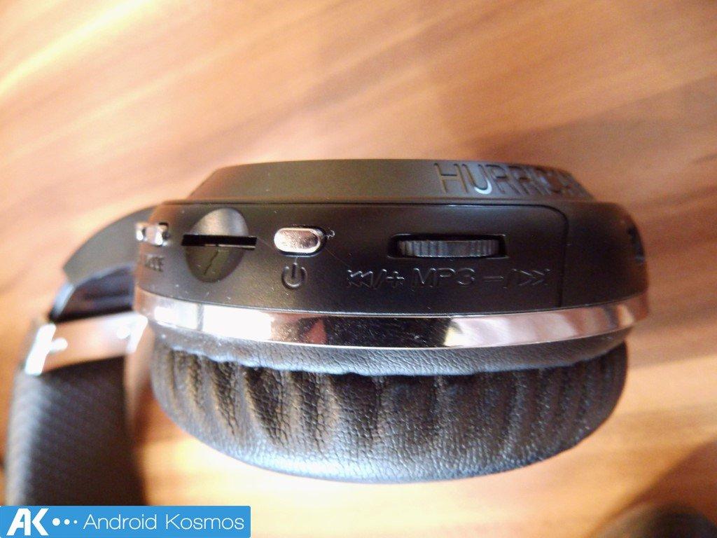 Bluedio H+ Turbine Test: Bluetooth-Kopfhörer mit FM-Radio und SD-Slot 21