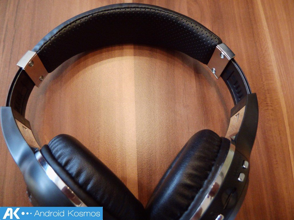Bluedio H+ Turbine Test: Bluetooth-Kopfhörer mit FM-Radio und SD-Slot 12