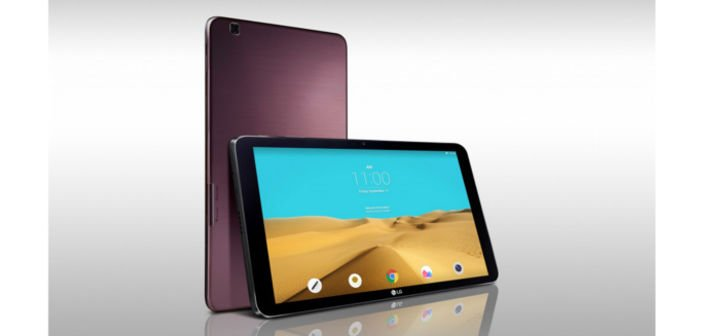 LG G Pad II 10.1 Tablet wurde offiziell vorgestellt 1