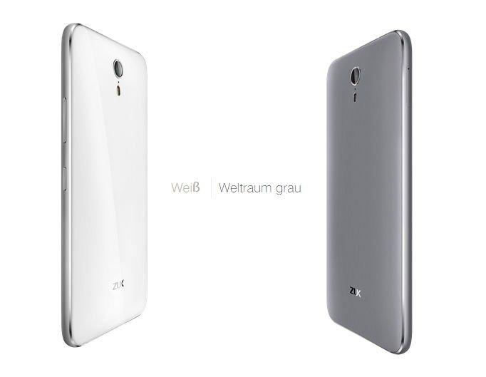 "Lenovo ZUK Z1: 5,5"" Smartphone, Snapdragon 801, 64GB ROM/3GB RAM für nur 268 Euro 11"