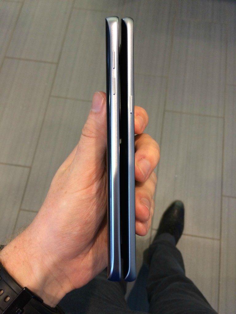 Samsung Galaxy Note 5 mit 4 GB RAM und 5,6 Zoll Display 18