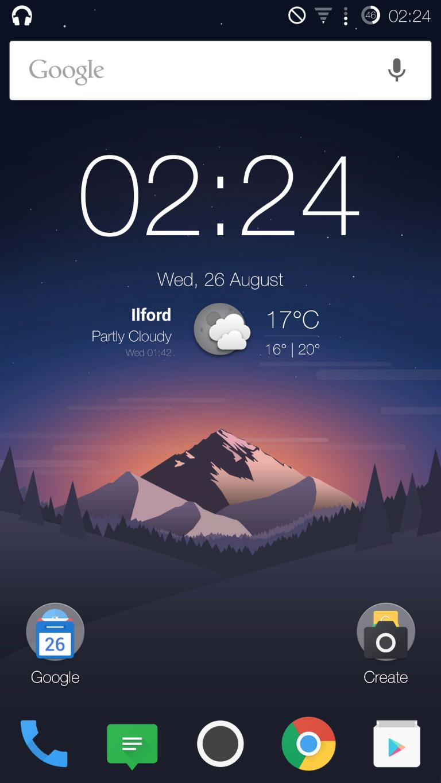 OnePlus One Cyanogen OS 12.1 wurde veröffentlich 3