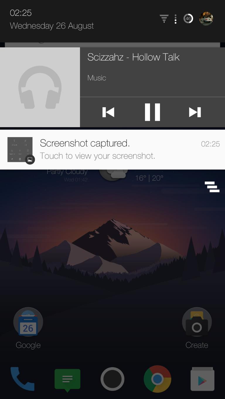 OnePlus One Cyanogen OS 12.1 wurde veröffentlich 6