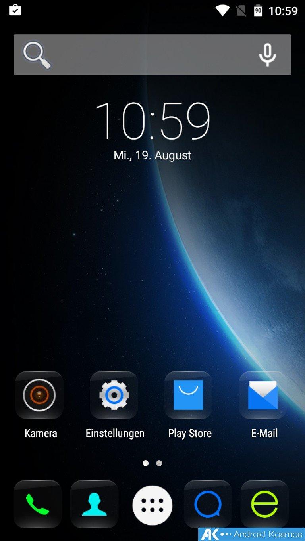 Doogee Y100 Pro Test: 5 Zoll Smartphone mit Metallgehäuse für 100 Euro 44