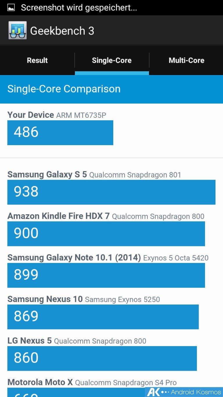 Doogee Y100 Pro Test: 5 Zoll Smartphone mit Metallgehäuse für 100 Euro 71