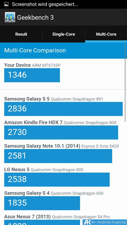Doogee Y100 Pro Test: 5 Zoll Smartphone mit Metallgehäuse für 100 Euro 67