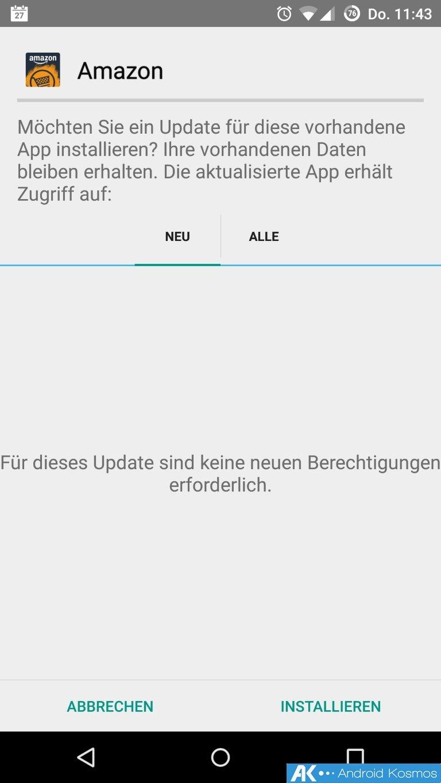 """Gratis-App des Tages wird ersetzt durch """"Amazon Underground"""" (Update 27.08.2015) 11"""