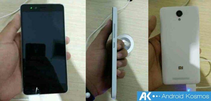 Xiaomi Redmi Note 2: Erste Fotos und Daten geleaked 1