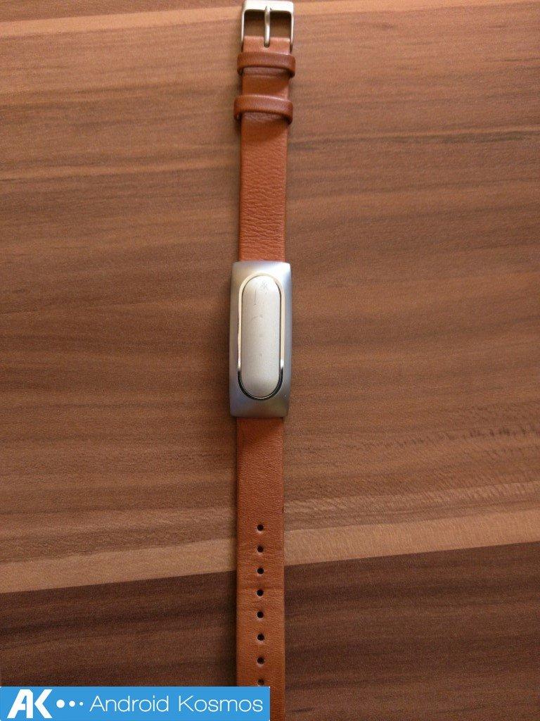 Kurzreview: Xiaomi Mi Lederarmband im Vergleich mit dem inoffiziellen Nachbau 10