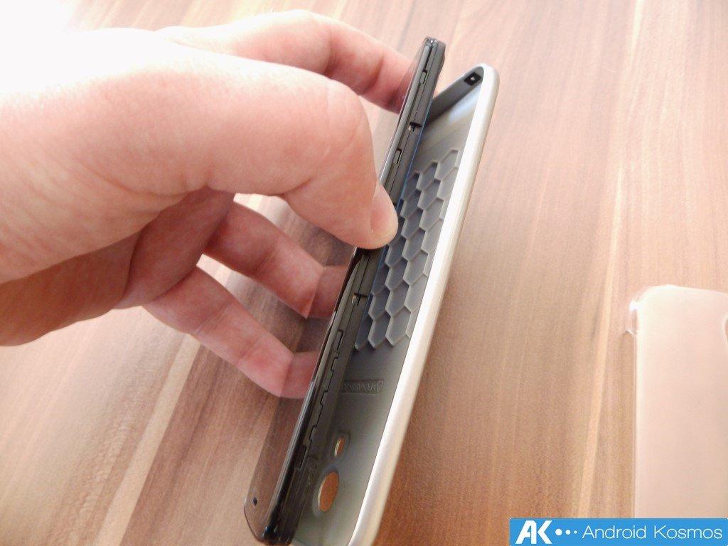 Doogee Y100 Pro Test: 5 Zoll Smartphone mit Metallgehäuse für 100 Euro 23