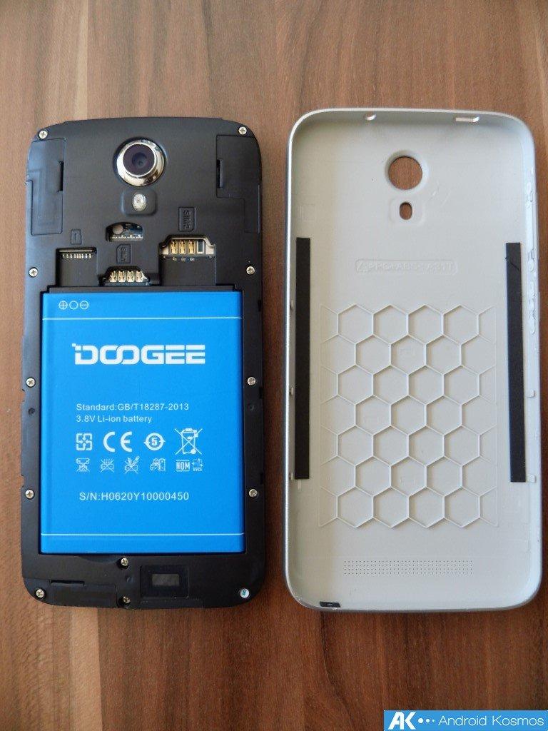 Doogee Y100 Pro Test: 5 Zoll Smartphone mit Metallgehäuse für 100 Euro 24