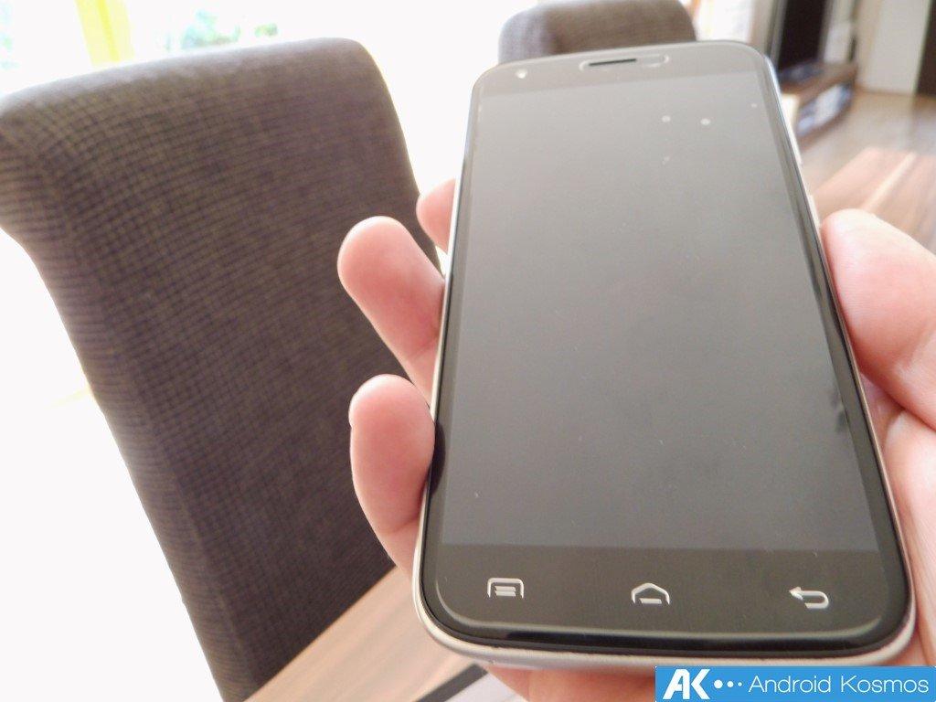 Doogee Y100 Pro Test: 5 Zoll Smartphone mit Metallgehäuse für 100 Euro 12