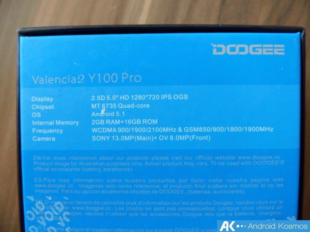 Doogee Y100 Pro Test: 5 Zoll Smartphone mit Metallgehäuse für 100 Euro 3