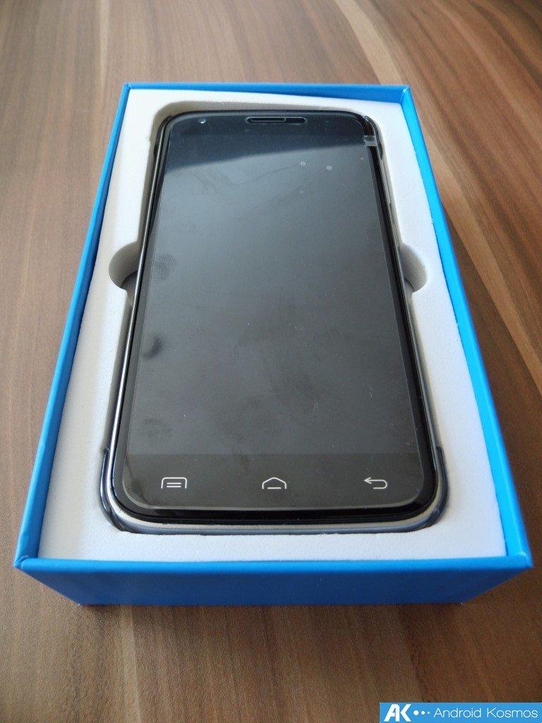 Doogee Y100 Pro Test: 5 Zoll Smartphone mit Metallgehäuse für 100 Euro 13