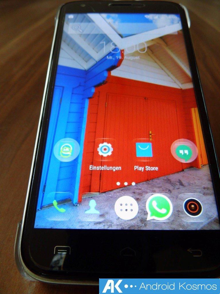 Doogee Y100 Pro Test: 5 Zoll Smartphone mit Metallgehäuse für 100 Euro 32