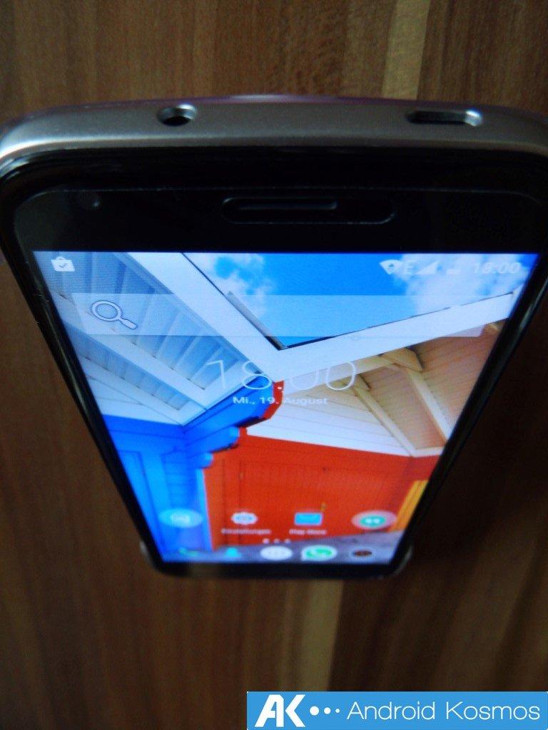 Doogee Y100 Pro Test: 5 Zoll Smartphone mit Metallgehäuse für 100 Euro 28