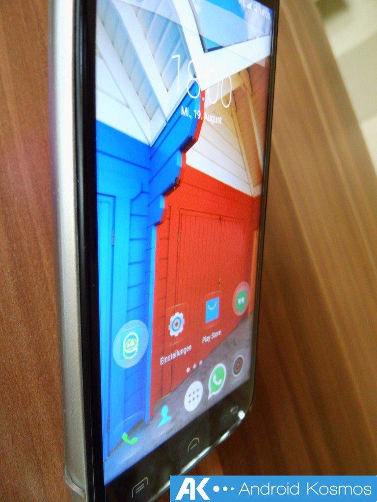 Doogee Y100 Pro Test: 5 Zoll Smartphone mit Metallgehäuse für 100 Euro 29