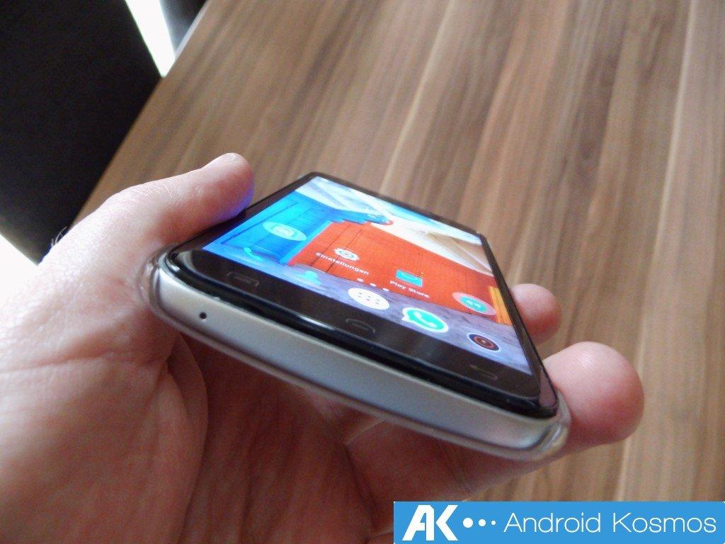 Doogee Y100 Pro Test: 5 Zoll Smartphone mit Metallgehäuse für 100 Euro 30